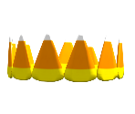 Candy Corn Crown
