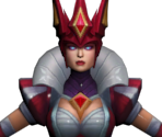 Syndra (Queen of Diamonds)