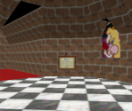 The Princess's Secret Slide Room