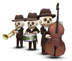 Skeleton Orchestra