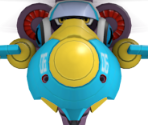 Mighty No. 6 - Aviator