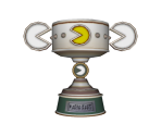 Pac-Man Cup Trophy