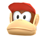 Diddy Kong Hat