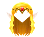 Princess Zelda Wig