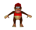 Diddy Kong (Multiplayer)