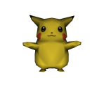 Pikachu (Low Poly)