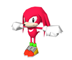 Classic Knuckles (Low-Poly)