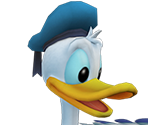 Donald Duck (Pride Lands)