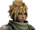 Cloud (Soldier High Poly)