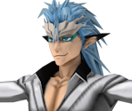Grimmjow Released