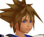 Sora (Kingdom Hearts 1 Outfit)