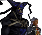 Ansem and Guardian