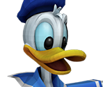 Donald Duck (High-Poly)