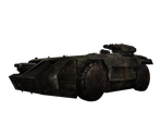 M577 Armoured Personnel Carrier (Damaged)