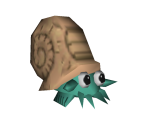 Omanyte (Low Poly)