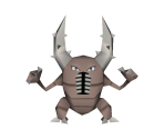 Pinsir (Low Poly)