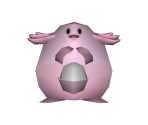 Chansey (Low Poly)