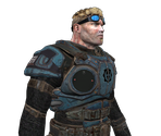 Damon Baird (C.O.G. Armour)