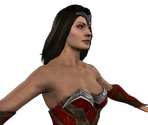 Wonder Woman (Warrior Queen)