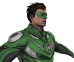 Green Lantern (Emerald Elite)