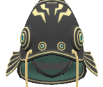 Rubber Helm