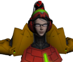 Bayonetta (Old) (Galactic Bounty Hunter)