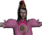 Bayonetta (Old) (Mushroom Kingdom Princess)