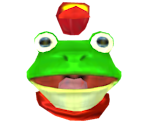 Slippy Toad (Head)