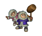 Ice Climbers Trophy