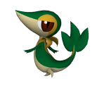 Snivy Trophy