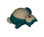 Snorlax Trophy
