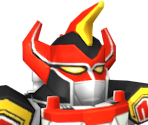 Mighty Morphin' Megazord