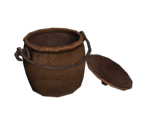 Cooking Pot Small (Open)