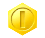 Coin (Low-Poly)
