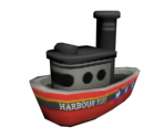 Toy Tugboat