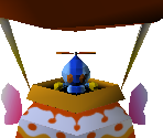 Omochao Balloon