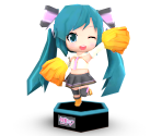 Cheer Miku Figurine