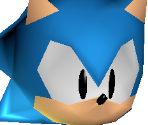 Sonic the Hedgehog (T-Posed)