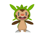 #650 Chespin