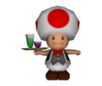 Toad Waiter