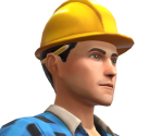 Construction Worker (A)