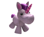 Fluffy Unicorn