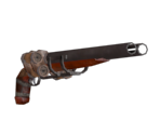 Alpha Series Shotgun (Low-Poly)
