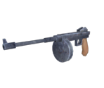 SMG (Low-Poly)