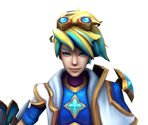 Ezreal (Star Guardian) B