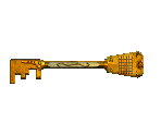 SharpClaw Prison Key
