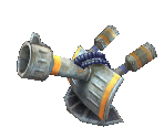 SharpClaw Cannon