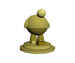 Strong Sad Trophy