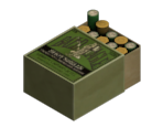 Ammo High Explosive Buck