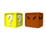 Question Block (Voxel)